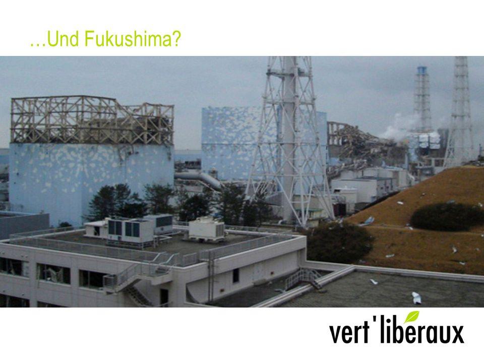 …Und Fukushima
