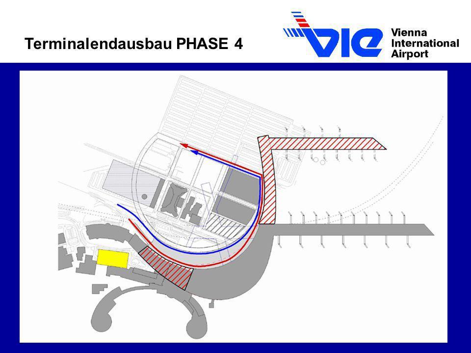 Terminalendausbau PHASE 4