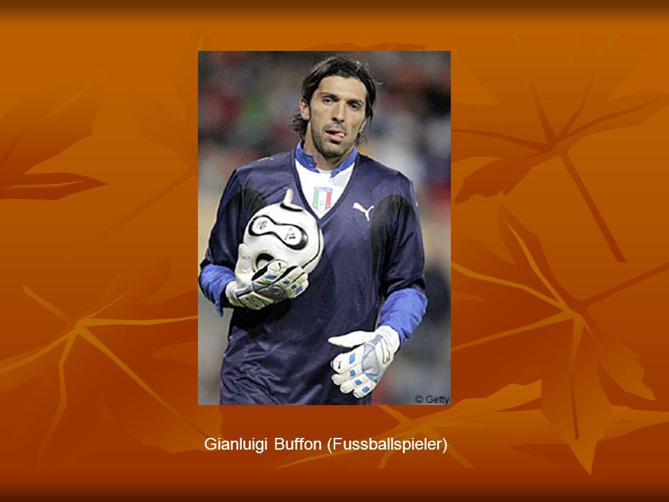 Gianluigi Buffon (Fussballspieler)