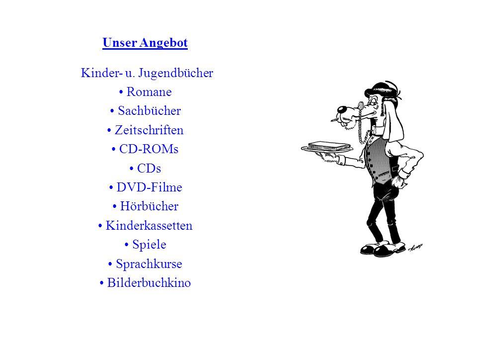 EDV-Einsatz in Fahrbibliotheken am Beispiel der KFB Celle Derzeitige technische Ausstattung - 1 Büroserver, 4 PC-Arbeitsplätze mit Internetanschluss und Flachbildschirmen 17 und 19, 2 Handscanner, 2 Quittungsdrucker, 1 Laserdrucker, 2 Tintenstrahldrucker, 1 Scanner - 3 vernetzte PC-Arbeitsplätze im Bus (Shuttle Mini-PCs) mit Flachbildschirmen 15 und 17, 2 Handscanner, 2 Quittungsdrucker Software Bibliothekssoftware WIN-BIAP (Firma datronic, Augsburg) MS-Word, MS-Excel, MS-PowerPoint Internet: Firefox, E-Mail: Thunderbird
