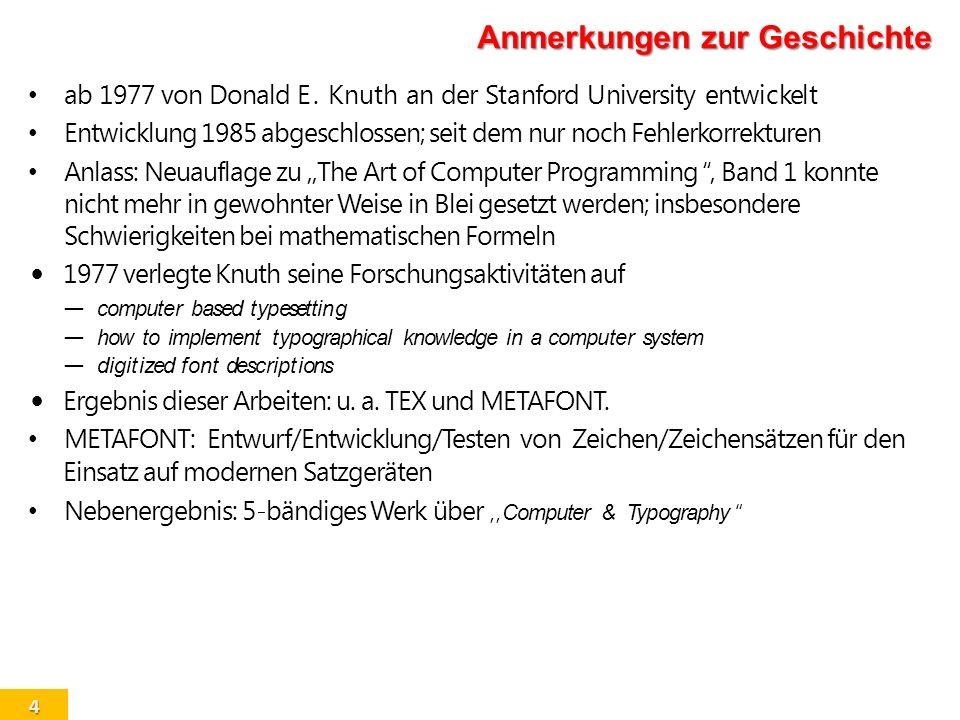 25 \underline{ Unterstrichener Text } Der LaTeX-Befehl ermöglicht keine Zeilenumbrüche!...