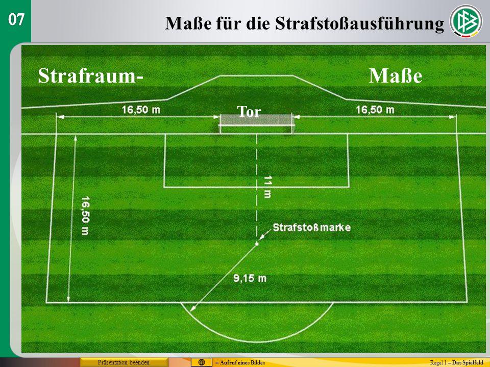 Regel 1 – Das Spielfeld 4.Eine Spielabsage liegt im Ermessen des Schiedsrichters.