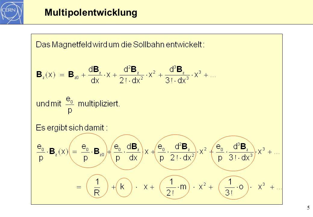 16 Generelle Differentialgleichung für die Teilchenbewegung Ableitung siehe K.Wille, S.54-58 Differentialgleichung ohne Ablenkfeld