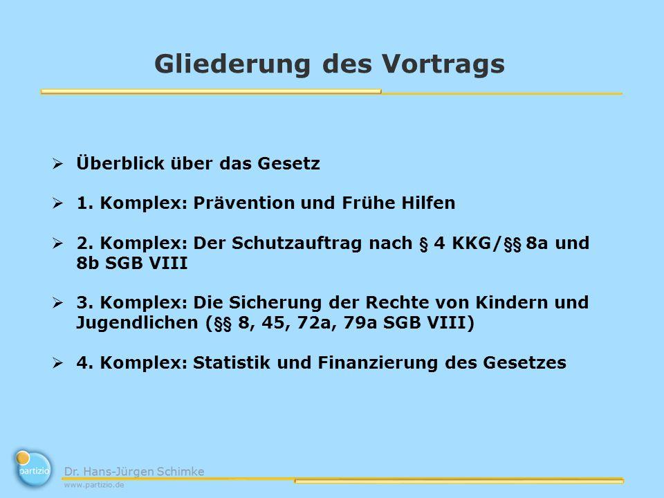 Regelungen im BKiSchG mit Bezug auf Pflegekinder § 37 Abs.