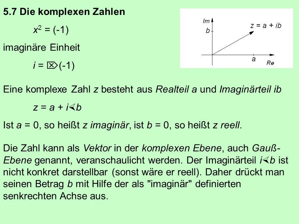 Dedekindsches Schnittaxiom Es seien A und B zwei Mengen mit folgenden Eigenschaften: A B = (5.16) A B(5.17) (a A b B) a < b (5.18) Dann existiert s, s