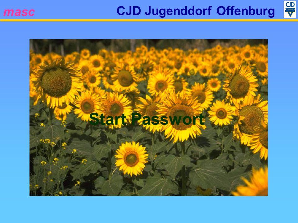 masc CJD Jugenddorf Offenburg Start Passwort