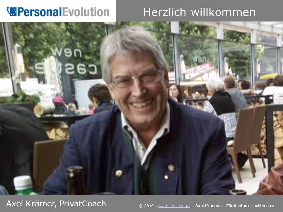 © 2010.www.evolution.li. Axel Kraemer.