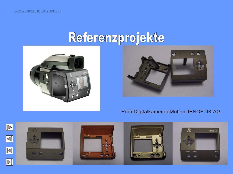 www.megaprototypen.de Profi-Digitalkamera eMotion JENOPTIK AG