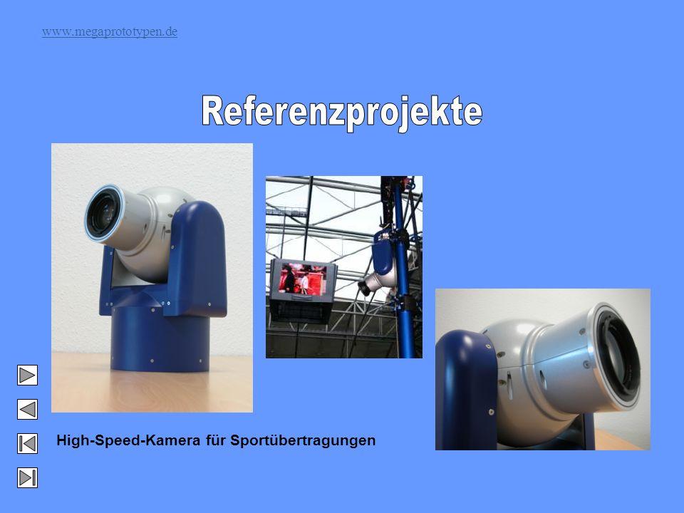 www.megaprototypen.de High-Speed-Kamera für Sportübertragungen
