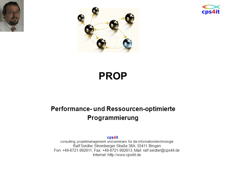 23. Juni 2011Seite 2 Performance Management für Anwendungen Workshop / Kurzeinführung Notizen