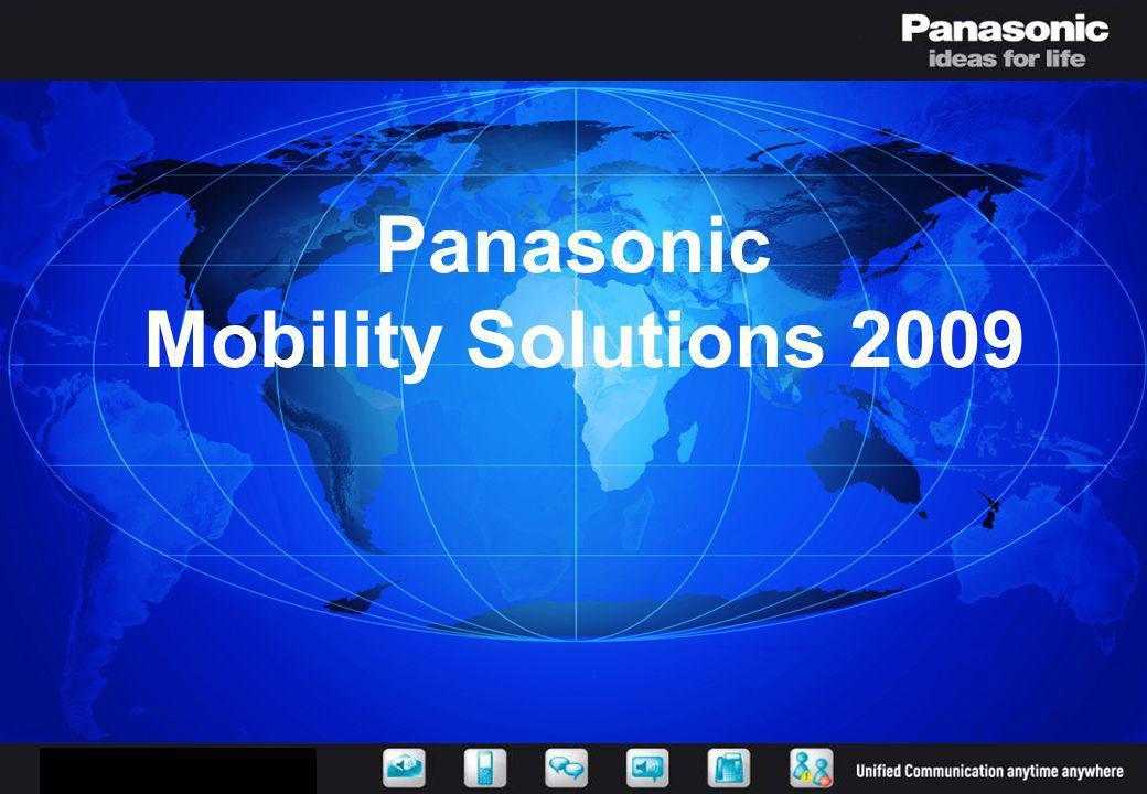 Herzlich Willkommen Next Generation DECT-Systemendgeräte KX-TCA175 und KX-TCA275 Neue DECT-Basisstationen KX-TDA155/156 Wireless-Solutions mit DECT over IP Panasonic GSM-Mobility-Integration CA-Mobile Next Generation DECT-Systemendgeräte KX-TCA175 und KX-TCA275 Neue DECT-Basisstationen KX-TDA155/156 Wireless-Solutions mit DECT over IP Panasonic GSM-Mobility-Integration CA-Mobile Agenda – Mobility Solutions
