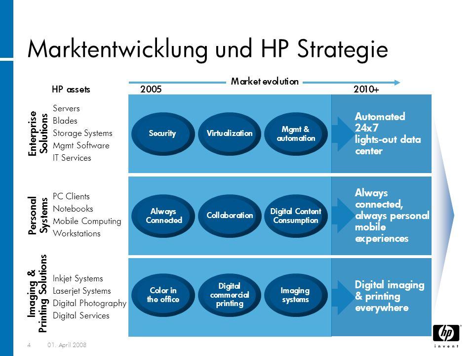 501. April 2008 HP global Q1 FY08 Umsatz