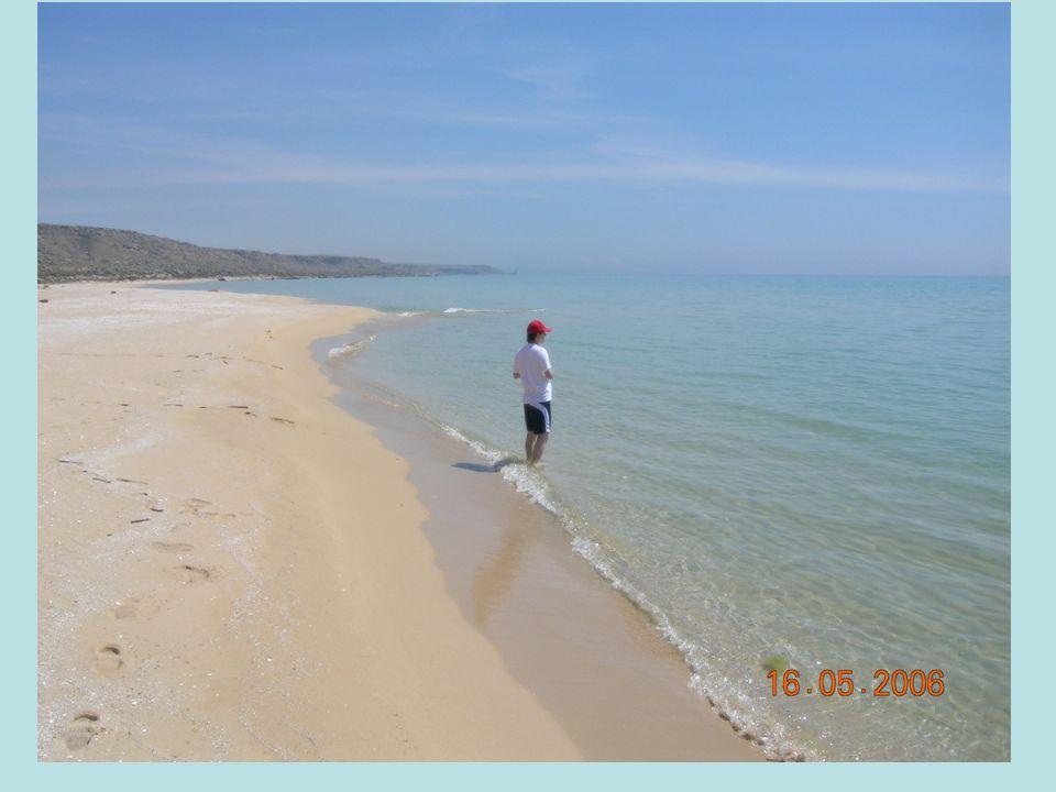 Kaspisches Meer Tourismus