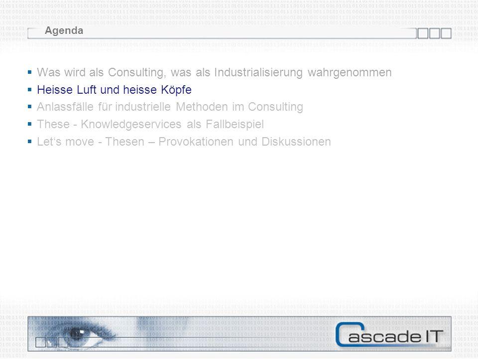 Fallbeispiel – Knowledgebase für interne IT-Units aus der Schweiz 16.05.2014 18