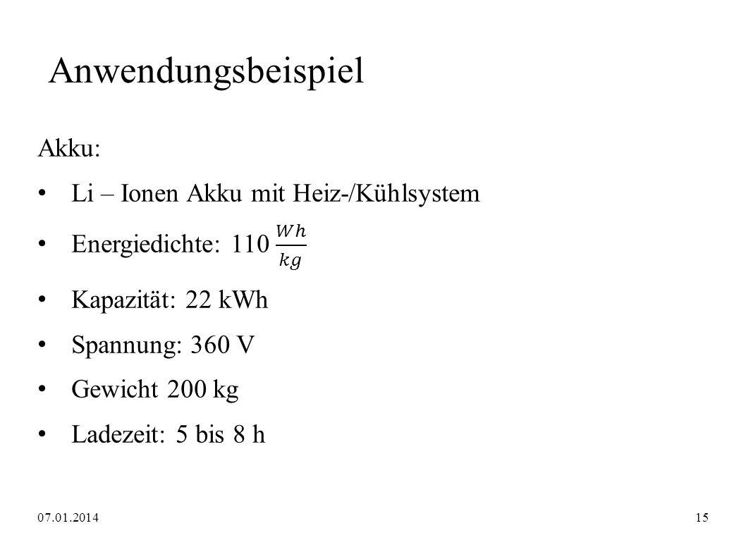 Anwendungsbeispiel 07.01.201415