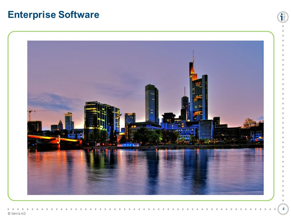 © itemis AG Software für Embedded Devices 5