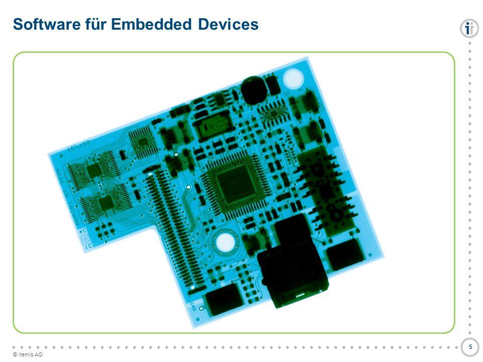 © itemis AG Software für Mobile Devices 6