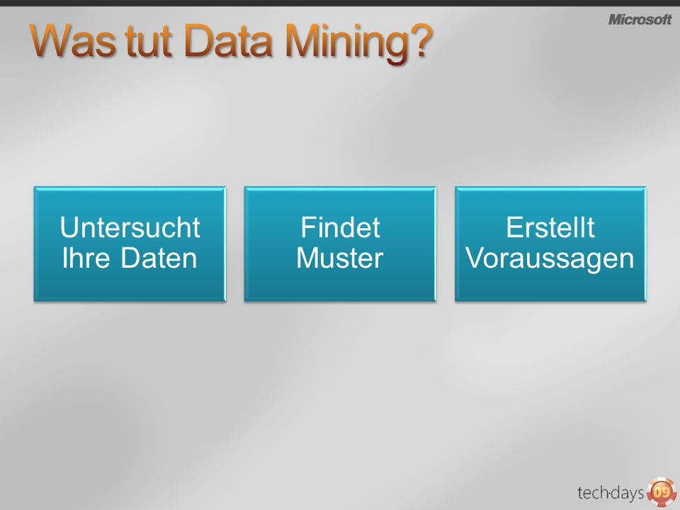 Grafische Data Mining Sichten als Visio- Diagramme InteraktionAnnotationPublikation