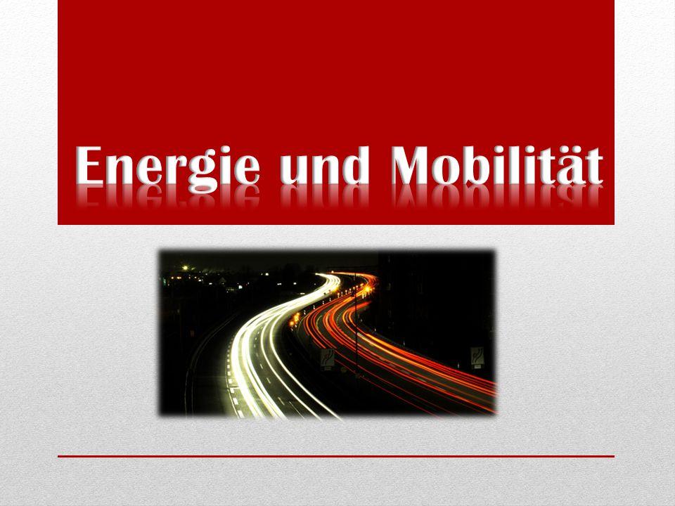 Themenübersicht Energie Otto- und Dieselmotor Elektroauto Batterien