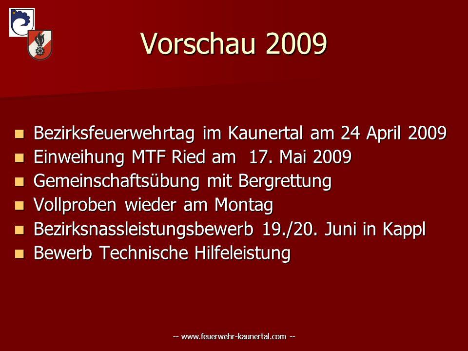 -- www.feuerwehr-kaunertal.com -- Vorschau 2009 Bezirksfeuerwehrtag im Kaunertal am 24 April 2009 Bezirksfeuerwehrtag im Kaunertal am 24 April 2009 Ei