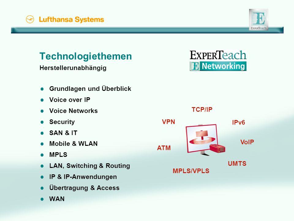 Kursunterlagen Technologiekurse mit deutschen Schulungsunterlagen Cisco Kurse mit deutschsprachigen Unterlagen von Cisco als Cisco Derivative Work anerkannt Herstellerorientierte Kurse mit Originaldokumentation