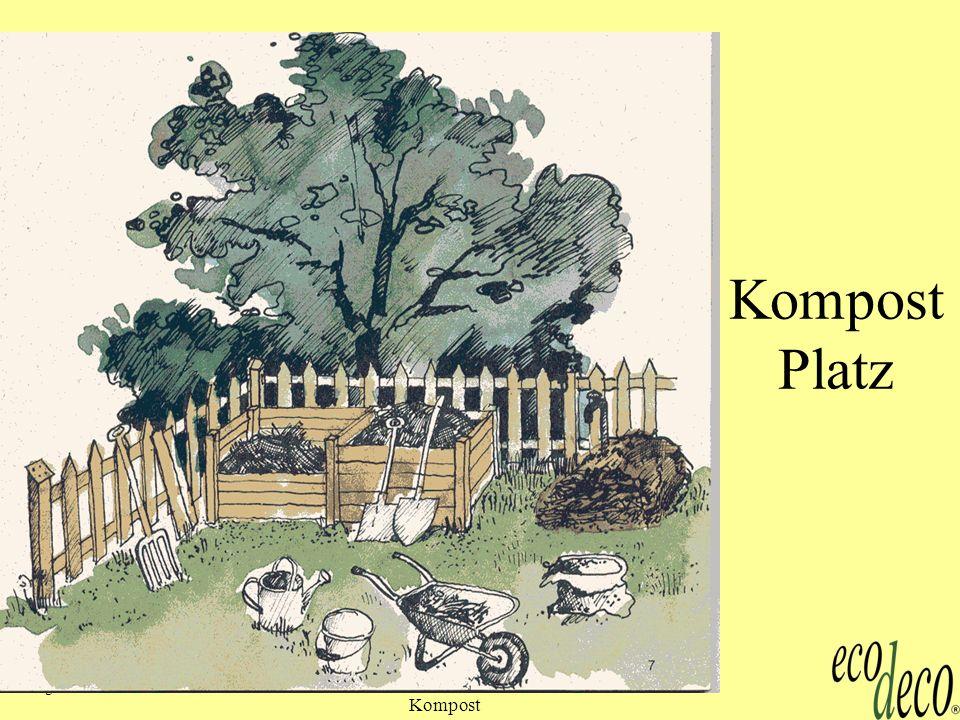 Kompost 5 Kompost Platz