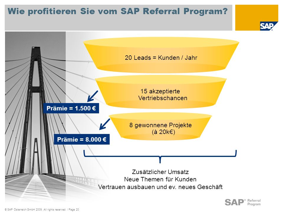 © SAP Österreich GmbH 2009.All rights reserved.