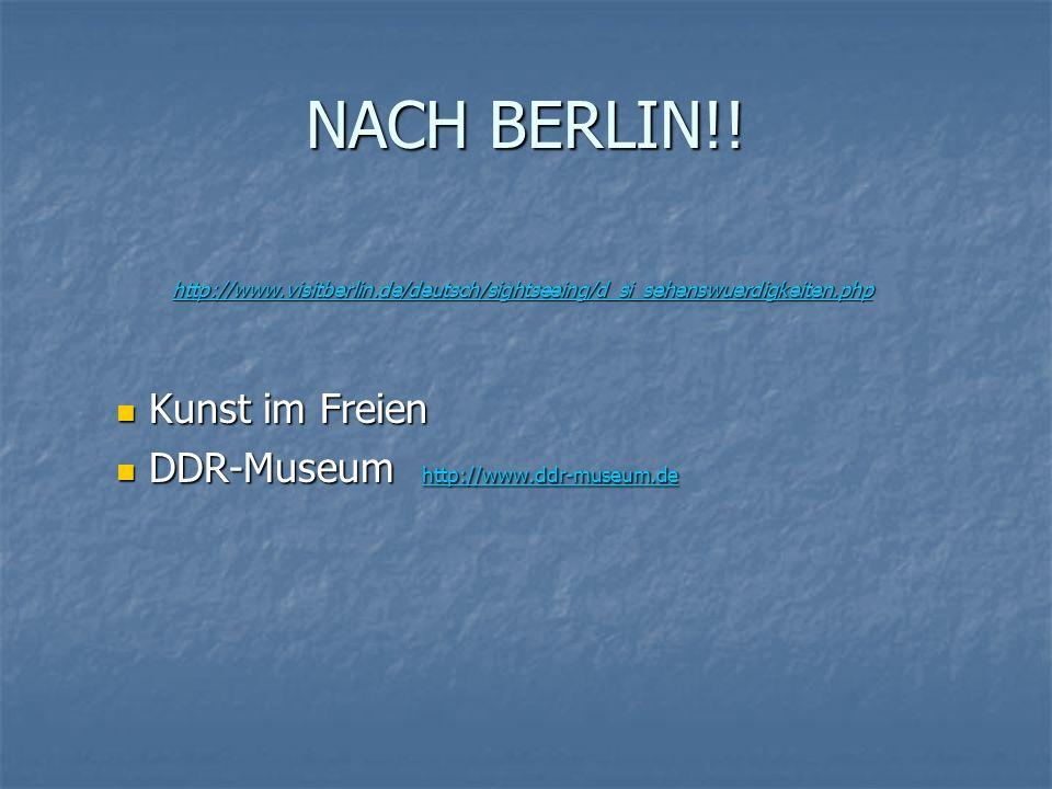 NACH BERLIN!.