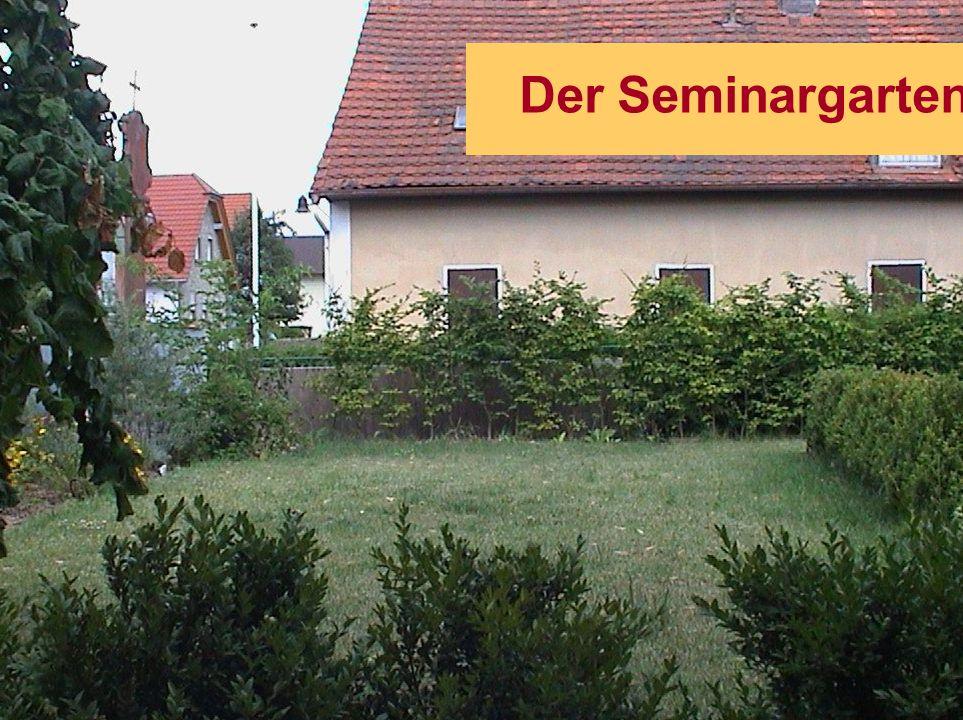 Der Seminargarten