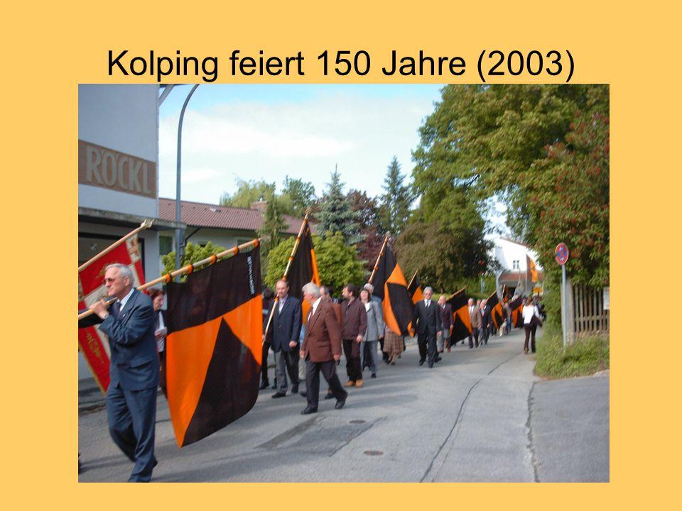 Kolping feiert 150 Jahre (2003)