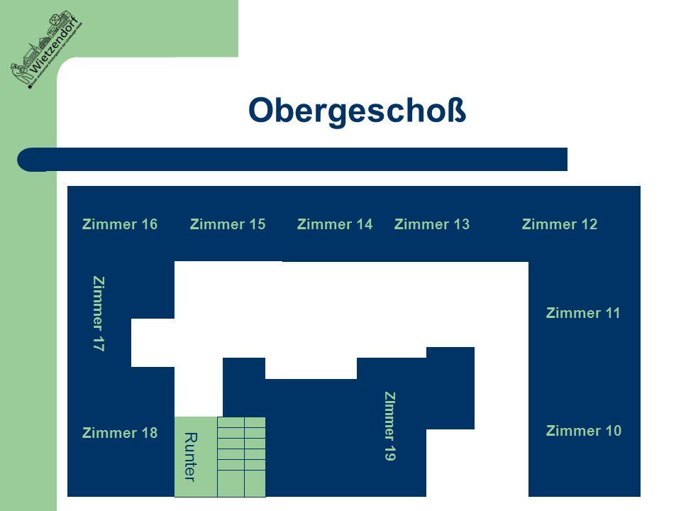 Treppenhaus Hoch Zimmer 01 Zimmer 02 Zimmer 03Zi.