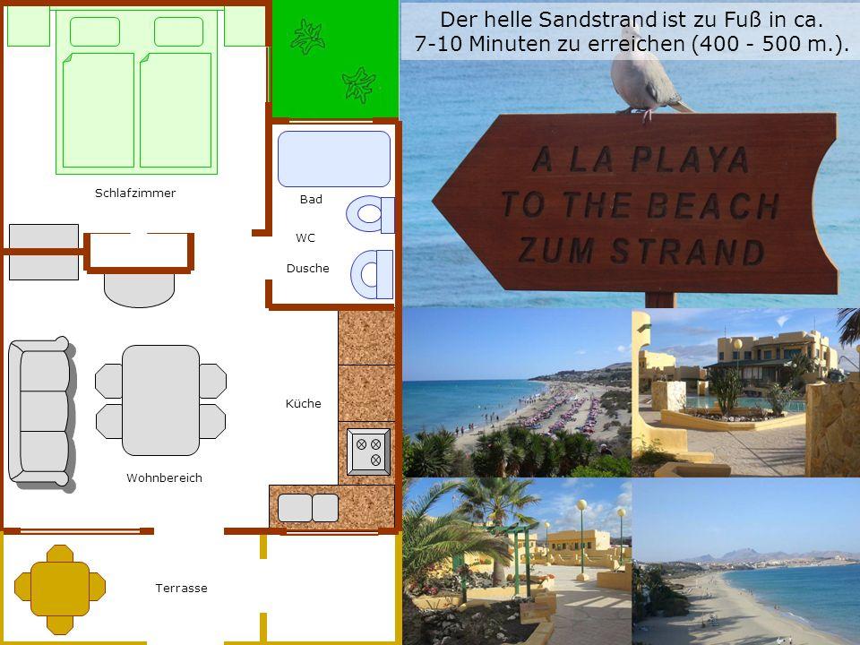 Hier an der Costa Calma können Sie sich Ihren Traum erfüllen! Costa Calma ist ein ruhiger Ferienort im Süden der Insel gelegen. In naher Strandlage an