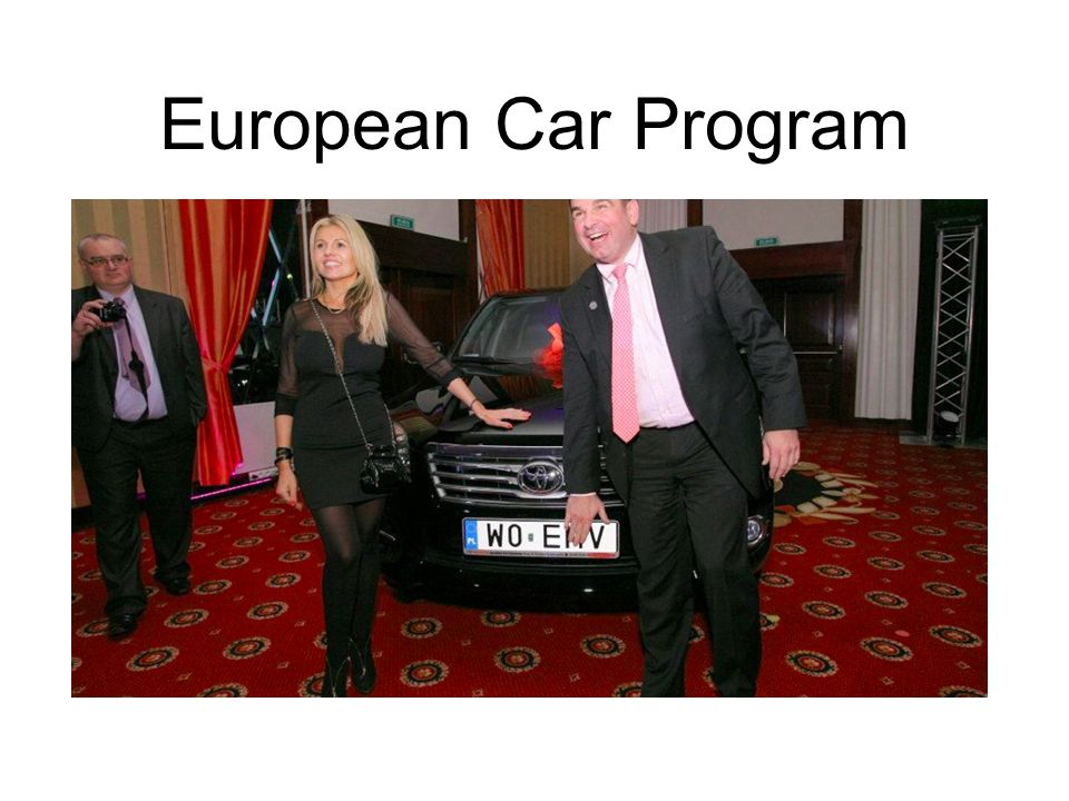 European Car Program