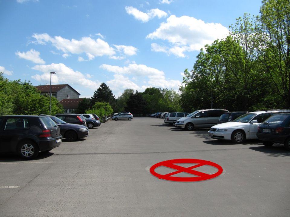 Wo kann ich parken? KSM Parken ist schwierig – wir lesen daher den gesamten Absatz Punkt 8