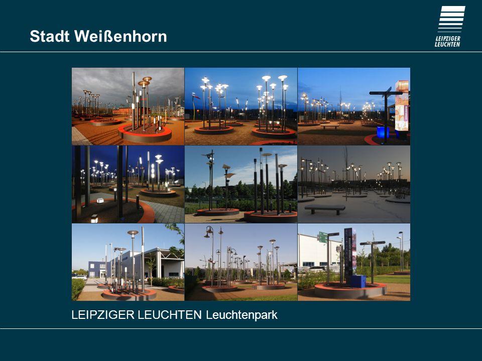 Stadt Weißenhorn Produktüberblick Außenbeleuchtung Architektonisches Licht