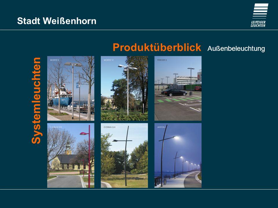 Stadt Weißenhorn Sind LED Straßenleuchten energetisch besser ? Leuchtmittelvergleich – KONKRET