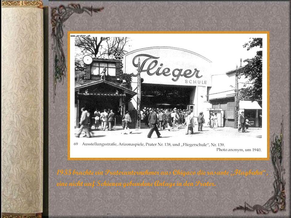Diese Märchenbahn war die erste in Europa!