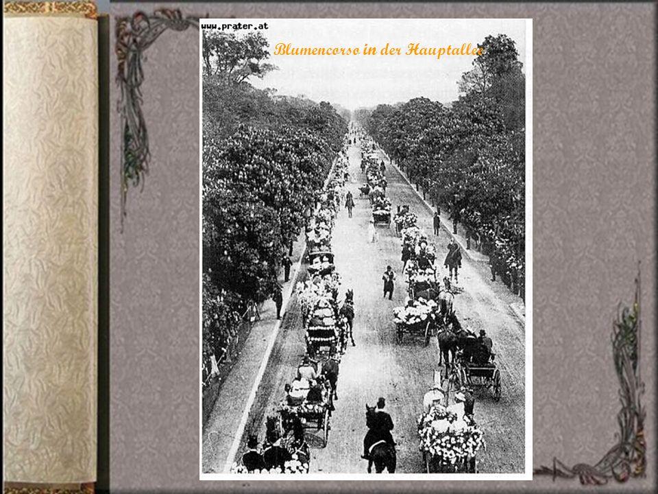Der historische Vergnügungspark blickt auf eine lange Geschichte zurück! Das einst kaiserliche Jagdgebiet wurde 1766 von Josef den 2. der Allgemeinhei