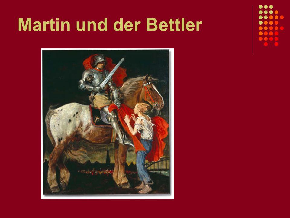 Martin und der Bettler