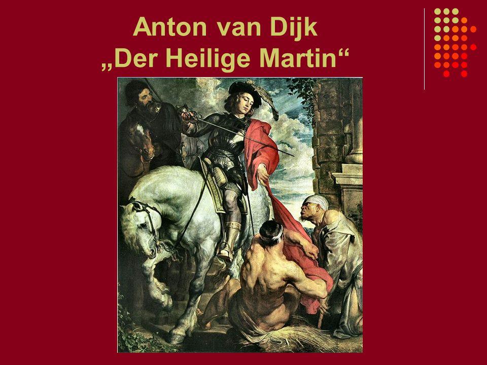 Anton van Dijk Der Heilige Martin