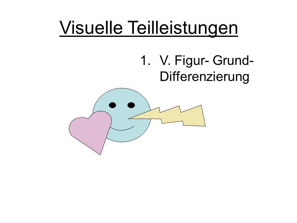 1.V. Figur- Grund- Differenzierung