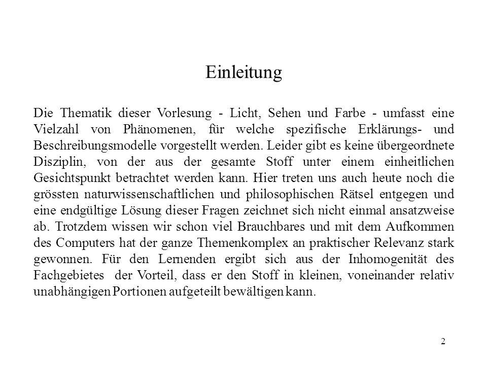 72 Augustin Fresnel (1788 - 1827) Er brachte die Huygensche Wellenlehre des Lichtes zur Vollendung.