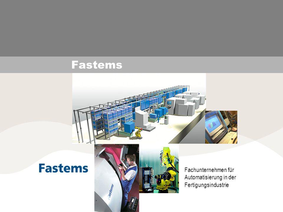 Fastems Fachunternehmen für Automatisierung in der Fertigungsindustrie