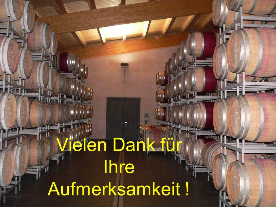 Aus Alt mach Neu- Möglichkeiten der Aufbereitung gebrauchter Barriquefässer Dr. Georg Binder Abt. Weinbau und Oenologie DLR Rheinpfalz Vielen Dank für