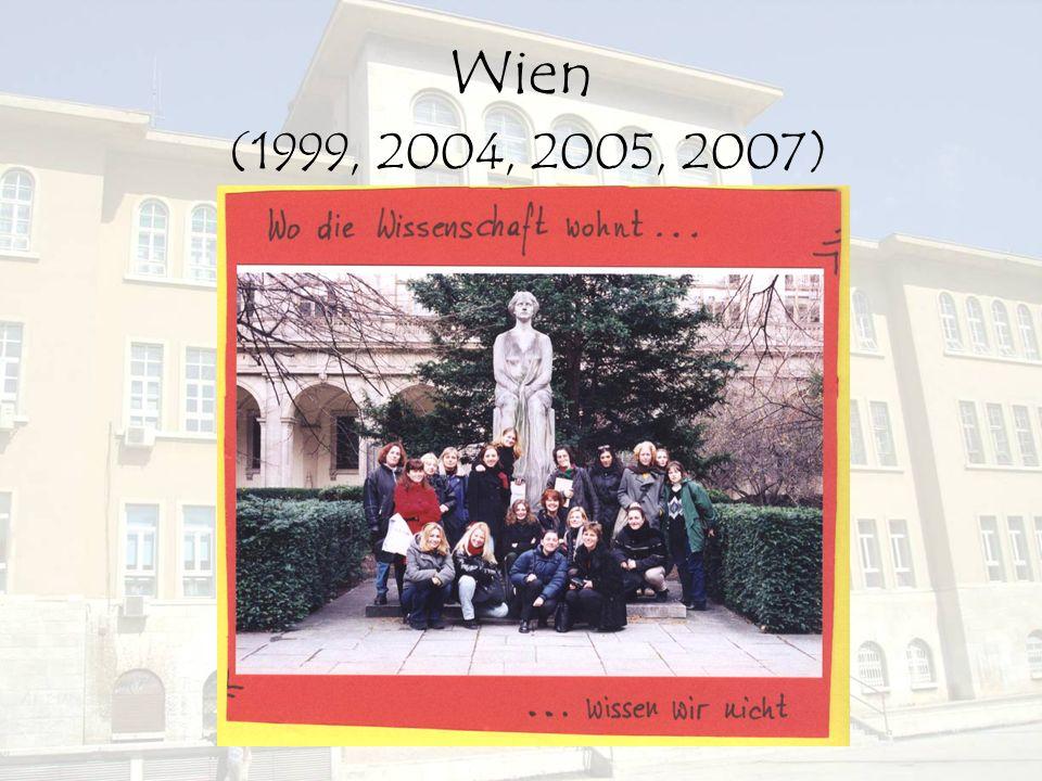 Wien (1999, 2004, 2005, 2007)