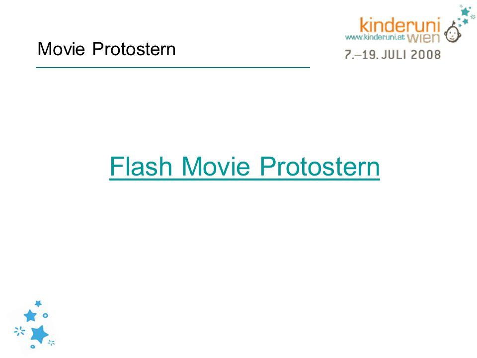 Movie Protostern Flash Movie Protostern