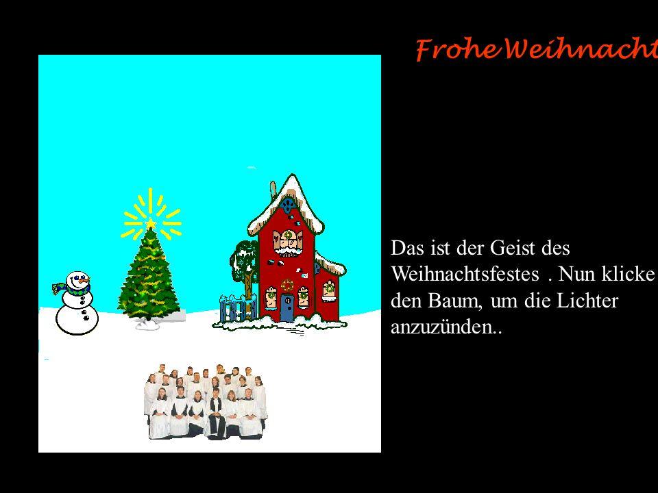Frohe Weihnachten wünscht Masterfilms Zuerst klicke auf den Stern des Baumes um diesen zum Leuchten zu bringen !!