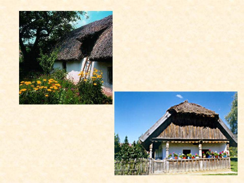 Die Vielfalt der ungarischen dörflichen Baukultur kann man im Freilichtmuseum in Szentendre bewundern.
