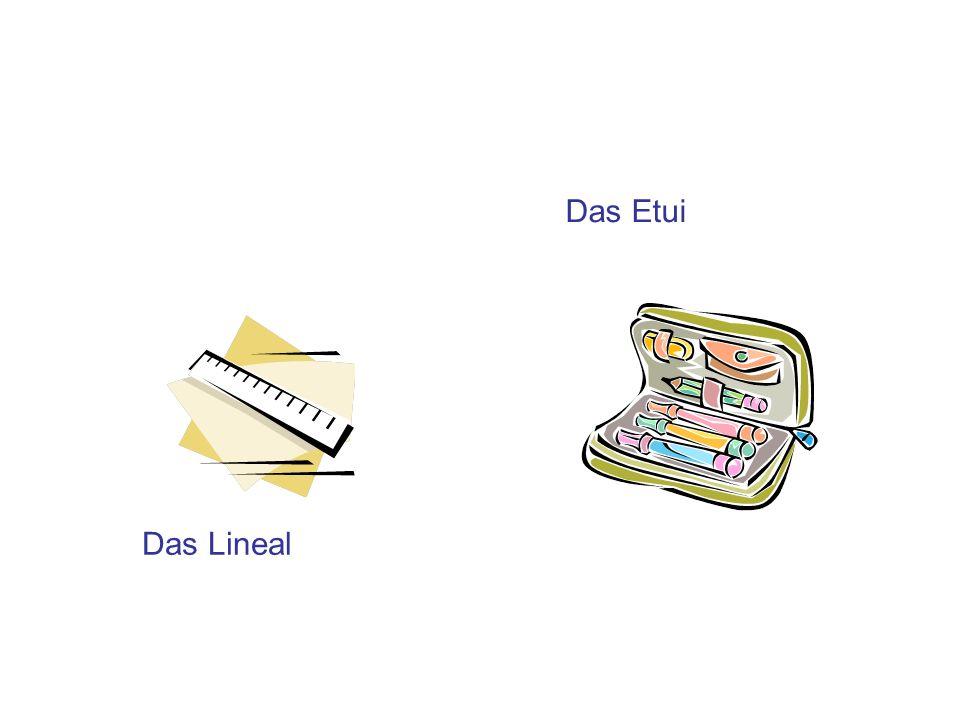 Das Lineal Das Etui