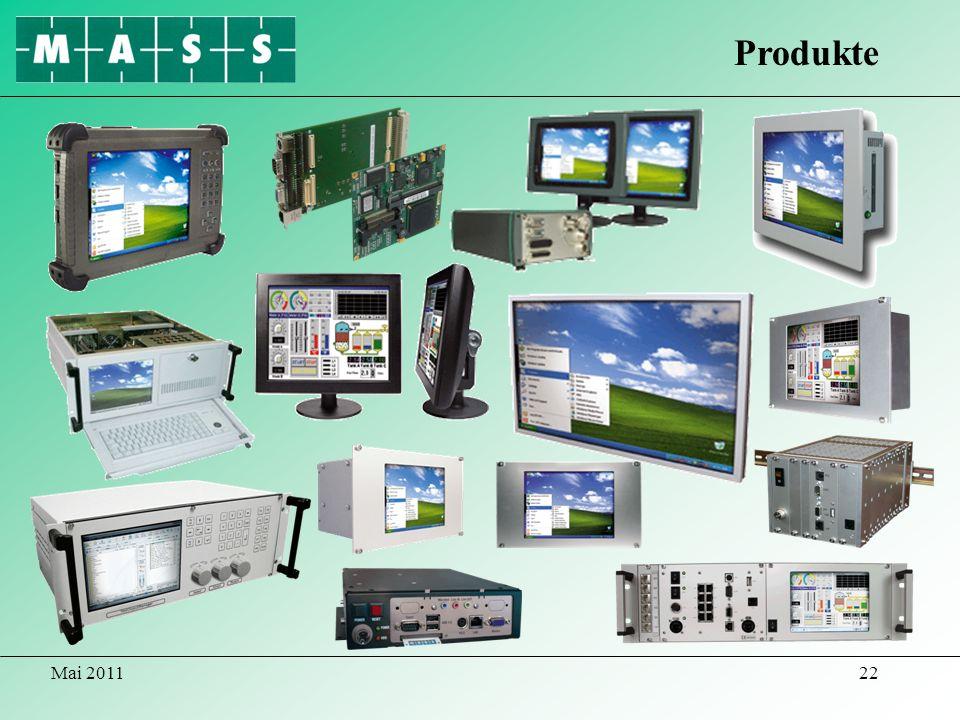 Mai 201122 Produkte